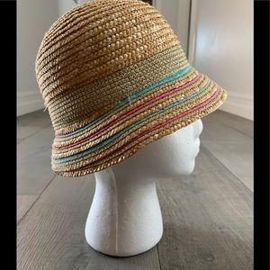 Girls Straw Easter 🐣 Or Spring Sun Hat